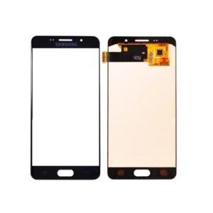 Samsung Galaxy A5 2016 Näyttö Musta