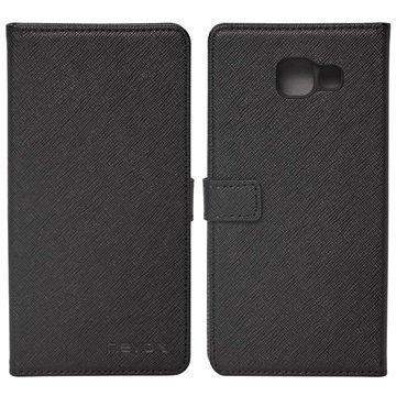 Samsung Galaxy A5 (2016) Nevox Ordo Folio Case Black / Grey