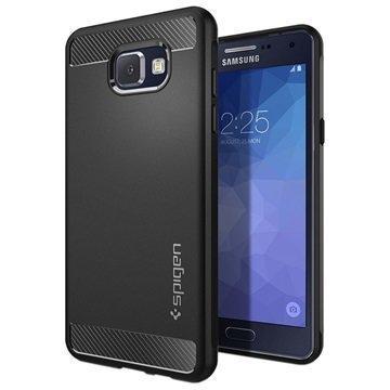 Samsung Galaxy A5 (2016) Spigen Ultra Rugged Kapselikuori Musta