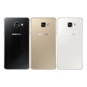 Samsung Galaxy A5 2016 Takakansi Musta