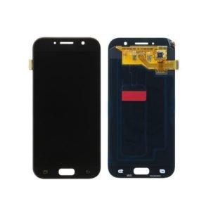 Samsung Galaxy A5 2017 Näyttö Musta