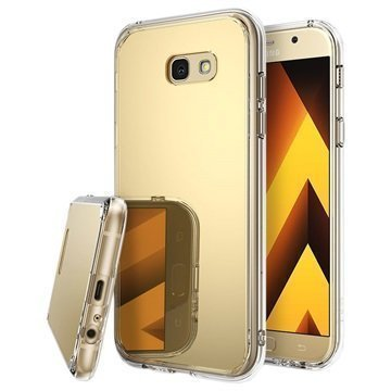 Samsung Galaxy A5 (2017) Ringke Mirror Case Gold