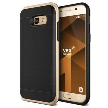 Samsung Galaxy A5 (2017) VRS Design High Pro Shield Kotelo Kulta