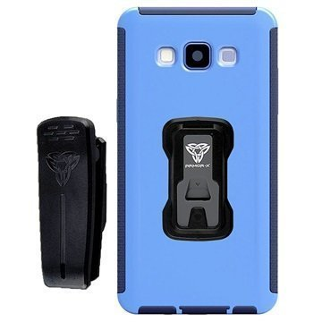 Samsung Galaxy A5 Armor-X TX-SS-A5 Rugged X-Mount Case Blue