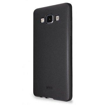 Samsung Galaxy A5 Galaxy A5 Duos Artwizz SeeJacket TPU Case Black