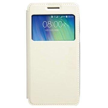 Samsung Galaxy A5 Galaxy A5 Duos Kalaideng Sun View Läppäkotelo Valkoinen