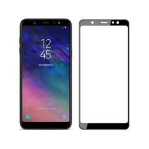 Samsung Galaxy A6+ 2018 Panssarilasi 2.5d Full Cover