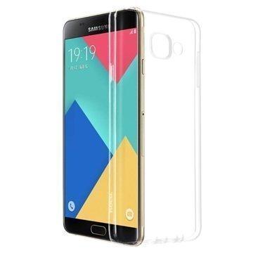 Samsung Galaxy A7 (2016) Hoco Light Series Erittäin Ohut TPU Kotelo Läpinäkyvä