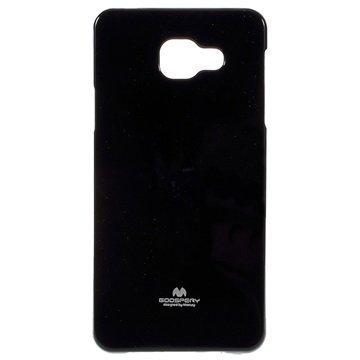 Samsung Galaxy A7 (2016) Mercury Goospery TPU Kotelo Musta