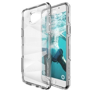 Samsung Galaxy A7 (2016) VRS Design Shine Guard Series Hybridikotelo Kirkas