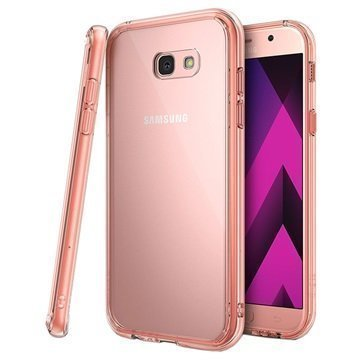 Samsung Galaxy A7 (2017) Ringke Fusion Case Rose Gold