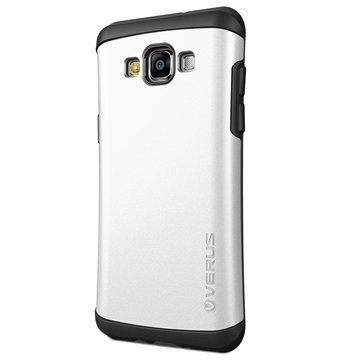 Samsung Galaxy A7 VRS Design Thor Hard Drop Series Kotelo Helmenvalkoinen