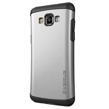Samsung Galaxy A7 VRS Design Thor Hard Drop Series Kotelo Vaalea Hopea