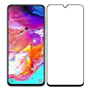 Samsung Galaxy A70 2019 Panssarilasi Koko Näytölle