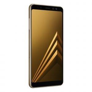 Samsung Galaxy A8 Kulta Dual Sim Puhelin