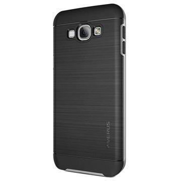 Samsung Galaxy A8 Verus High Pro Shield Series Kotelo Vaalea Hopea