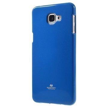 Samsung Galaxy A9 (2016) Mercury Goospery TPU Kotelo Sininen