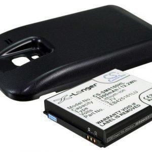 Samsung Galaxy Ace 2 GT-I8160 GT-I8160P yhteensopiva tehoakku laajennetulla takakannella 3300 mAh