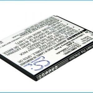 Samsung Galaxy Ace 2 GT-I8160 Galaxy Trend GT-S7560 Trend Plus GT-S7580 yhteensopiva akku 1200 mAh