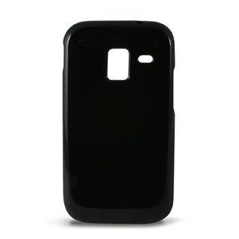 Samsung Galaxy Ace 2 I8160 Ksix TPU Suojakuori Musta
