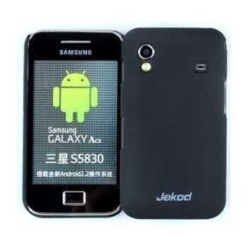 Samsung Galaxy Ace S5830 Jekod Super Cool Case Black