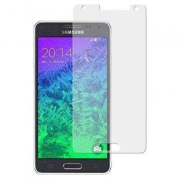 Samsung Galaxy Alpha Artwizz ScratchStopper Näytönsuoja Sormenjälkiä Hylkivä