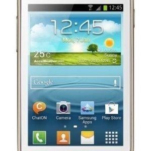Samsung Galaxy Fame S6810 White