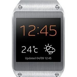 Samsung Galaxy GEAR Bluetooth watch Mocha Grey