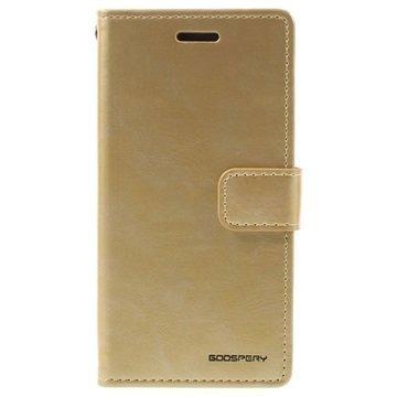 Samsung Galaxy J1 (2016) Mercury Goospery Blue Moon Case Kulta