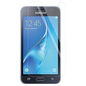 Samsung Galaxy J1 (2016) Panzer Karkaistun Lasin Näytönsuojakalvo