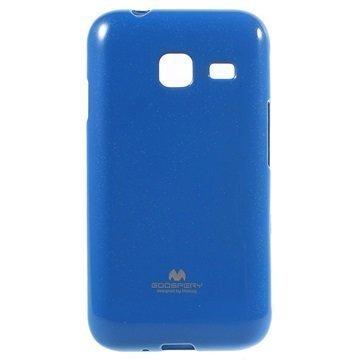 Samsung Galaxy J1 Nxt Mercury Goospery Kotelo Sininen