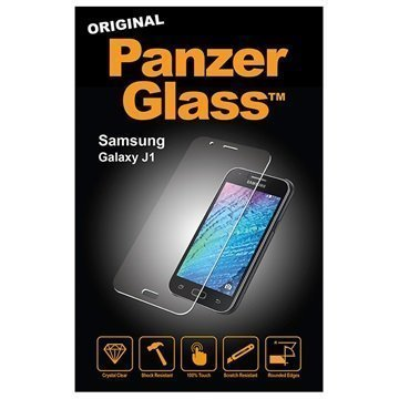 Samsung Galaxy J1 PanzerGlass Näytönsuoja Karkaistua Lasia
