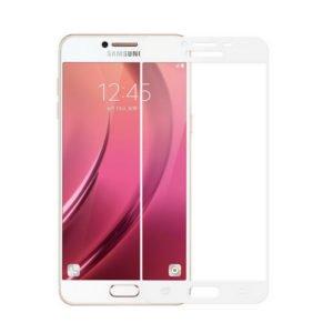 Samsung Galaxy J3 2016 Panssarilasi 2.5d Full Cover Valkoinen