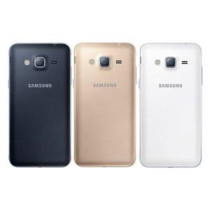 Samsung Galaxy J3 2016 Takakansi Kulta