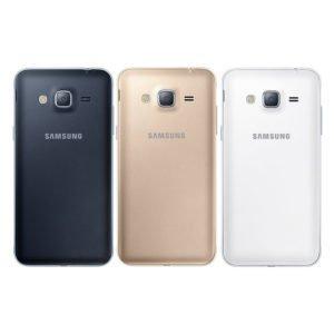 Samsung Galaxy J3 2016 Takakansi Valkoinen