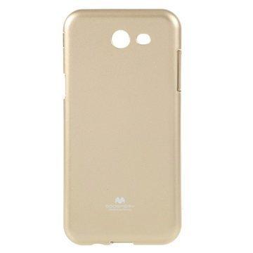 Samsung Galaxy J3 (2017) Mercury Goospery TPU Case Gold