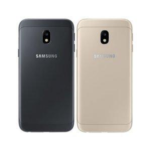 Samsung Galaxy J3 2017 Takakansi Musta