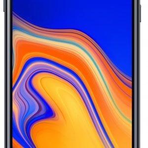 Samsung Galaxy J4+ Dual Sim Musta Puhelin
