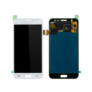 Samsung Galaxy J5 2015 Näyttö Valkoinen
