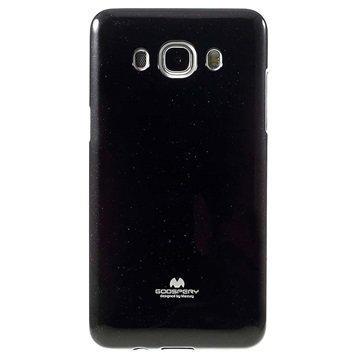 Samsung Galaxy J5 (2016) Mercury Goospery Kotelo Musta