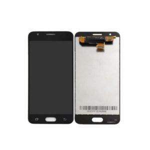 Samsung Galaxy J5 2016 Näyttö Musta