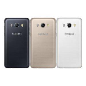 Samsung Galaxy J5 2016 Takakansi Kulta