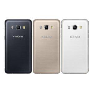 Samsung Galaxy J5 2016 Takakansi Musta