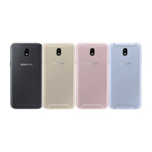 Samsung Galaxy J5 2017 Takakansi Musta