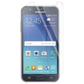 Samsung Galaxy J5 Panzer Suojaava Karkaistun Lasin Näytönsuojakalvo