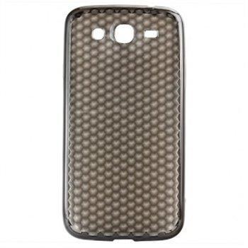 Samsung Galaxy Mega 5.8 I9150 Trendy8 TPU Case Smoke Grey
