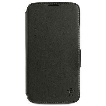 Samsung Galaxy Mega 6.3 I9200 Belkin Classic Läppäkotelo Musta