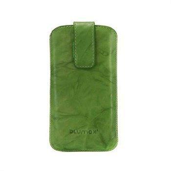 Samsung Galaxy Nexus I9250 Blumax Leather Case Green