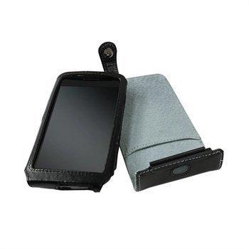 Samsung Galaxy Nexus Krusell Orbit Nahkakotelo Musta