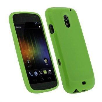Samsung Galaxy Nexus iGadgitzTPU Cover Green